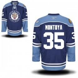 Authentic Reebok Adult Al Montoya Alternate Jersey - NHL 35 Florida Panthers