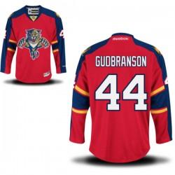 Authentic Reebok Adult Erik Gudbranson Home Jersey - NHL 44 Florida Panthers