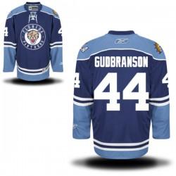Premier Reebok Adult Erik Gudbranson Alternate Jersey - NHL 44 Florida Panthers