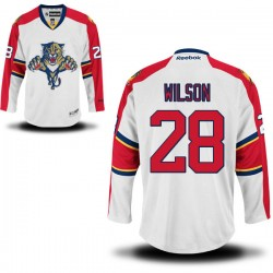 Authentic Reebok Adult Garrett Wilson Away Jersey - NHL 28 Florida Panthers