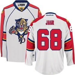 Authentic Reebok Adult Jaromir Jagr Away Jersey - NHL 68 Florida Panthers