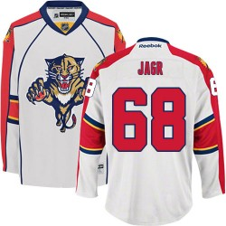 Premier Reebok Adult Jaromir Jagr Away Jersey - NHL 68 Florida Panthers