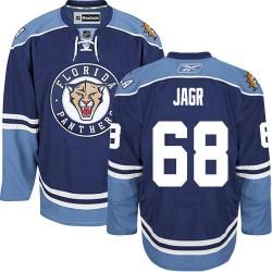 Authentic Reebok Adult Jaromir Jagr Third Jersey - NHL 68 Florida Panthers