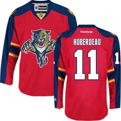 Authentic Reebok Adult Jonathan Huberdeau Home Jersey - NHL 11 Florida Panthers