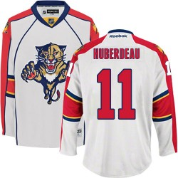 Authentic Reebok Adult Jonathan Huberdeau Away Jersey - NHL 11 Florida Panthers