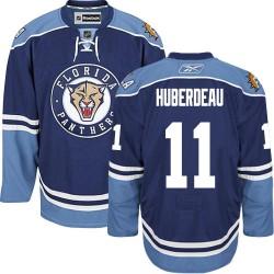 Authentic Reebok Adult Jonathan Huberdeau Third Jersey - NHL 11 Florida Panthers