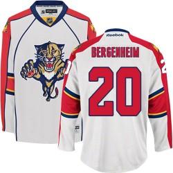 Premier Reebok Adult Sean Bergenheim Away Jersey - NHL 20 Florida Panthers