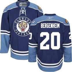 Premier Reebok Adult Sean Bergenheim Third Jersey - NHL 20 Florida Panthers