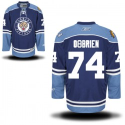 Authentic Reebok Adult Shane O'brien Alternate Jersey - NHL 74 Florida Panthers