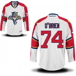 Authentic Reebok Adult Shane O'brien Away Jersey - NHL 74 Florida Panthers