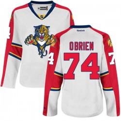 Premier Reebok Women's Shane O'brien Away Jersey - NHL 74 Florida Panthers