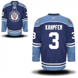 Premier Reebok Adult Steven Kampfer Alternate Jersey - NHL 3 Florida Panthers