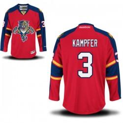 Premier Reebok Adult Steven Kampfer Home Jersey - NHL 3 Florida Panthers