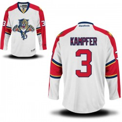 Premier Reebok Adult Steven Kampfer Away Jersey - NHL 3 Florida Panthers