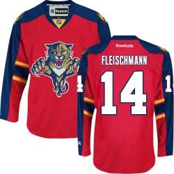 Premier Reebok Adult Tomas Fleischmann Home Jersey - NHL 14 Florida Panthers