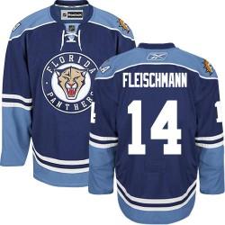 Premier Reebok Adult Tomas Fleischmann Third Jersey - NHL 14 Florida Panthers
