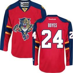 Premier Reebok Adult Brad Boyes Home Jersey - NHL 24 Florida Panthers