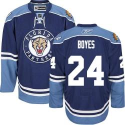 Premier Reebok Adult Brad Boyes Third Jersey - NHL 24 Florida Panthers