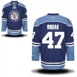 Authentic Reebok Adult Colby Robak Alternate Jersey - NHL 47 Florida Panthers