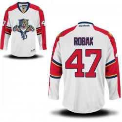 Premier Reebok Adult Colby Robak Away Jersey - NHL 47 Florida Panthers