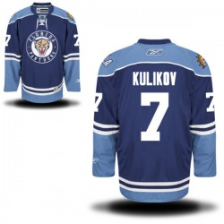 Authentic Reebok Adult Dmitry Kulikov Alternate Jersey - NHL 7 Florida Panthers