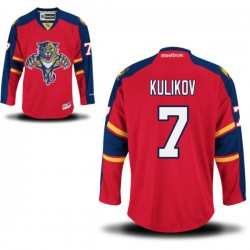 Authentic Reebok Adult Dmitry Kulikov Home Jersey - NHL 7 Florida Panthers