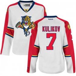 Authentic Reebok Women's Dmitry Kulikov Away Jersey - NHL 7 Florida Panthers