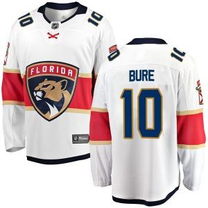 Breakaway Fanatics Branded Youth Pavel Bure White Away Jersey - NHL Florida Panthers