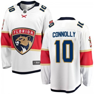 Breakaway Fanatics Branded Youth Brett Connolly White Away Jersey - NHL Florida Panthers