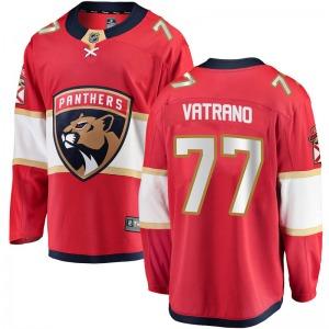 Breakaway Fanatics Branded Youth Frank Vatrano Red Home Jersey - NHL Florida Panthers