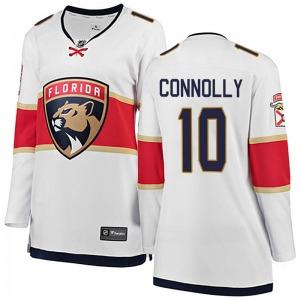 Breakaway Fanatics Branded Women's Brett Connolly White Away Jersey - NHL Florida Panthers